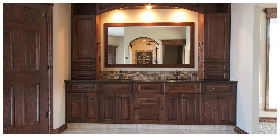 Custom Cabinets and Closets