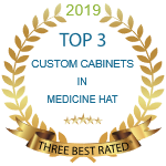 Customer cabinets Award